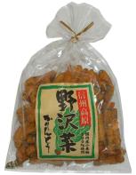 野沢菜かりんごう
